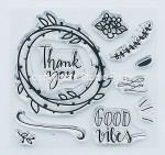 """Thank You"" stamp set #1"