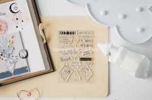 Follow your glow - stamp set#104