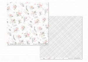 SO ROMANTIC-01- scrapbook paper
