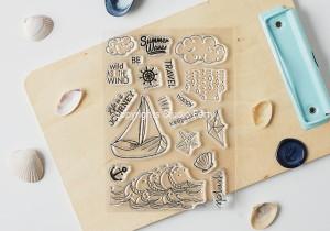 Journey - stamp set#113