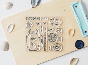 Smoothie - stamp set#115