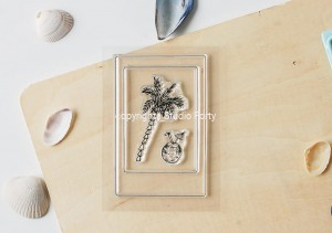 Photoframe - stamp set#119