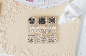 Nordica - stamp set#127