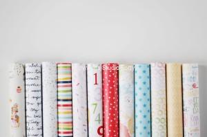 LET'S PARTY -zestaw 6 papierów 30,5x30,5cm / paper set of 6  (30,5x30,5 cm)