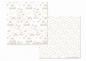 DON'T GROW UP-02- scrapbook paper