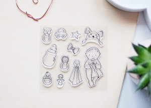 Sweet pea - stamp set#131 - presale