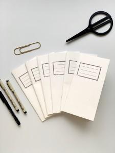 Journal Stories - Notebooks